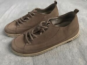 84731db87ef5 Womens FITFLOP size 8 M Casual Brown Lace Up Tennis Shoes SC8