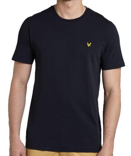Lyle and Scott Crew Neck T Shirt for Men Short Sleeve 100/% Cotton