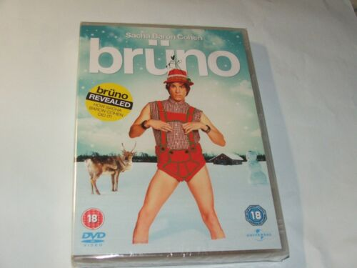 1 of 1 - Bruno (DVD, 2009)