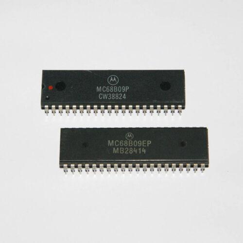 MC6809P MC68B09P Motorola 8Bit CPU MPU MCU Microprocessor MC6800 6800 IC
