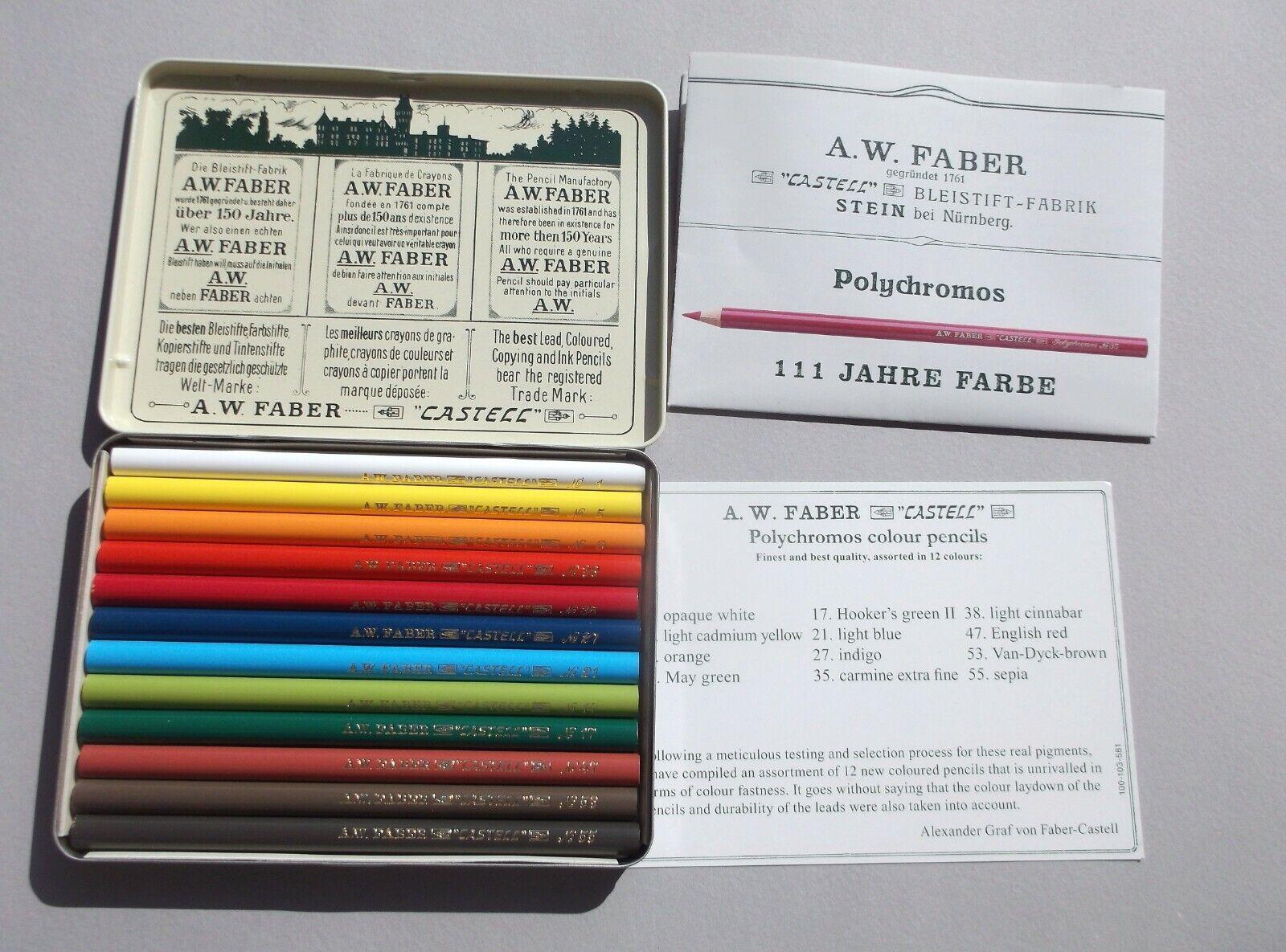 Polychromos Pencil 175 Dark Sepia