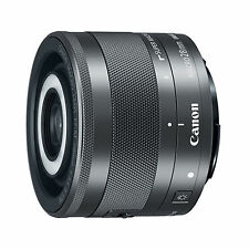 Canon EF-M 28mm f/3.5 Macro IS STM *NEW*