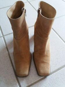 100% original erstaunliche Qualität frische Stile Details zu CLARKS Stiefeletten Stiefel Frühling Gr. 41 (UK7) Leder