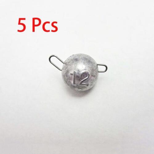 1 Stck//1-28 Grams Bottom Jigging Sinker Blei Gewichte Cheburashka NEUE~