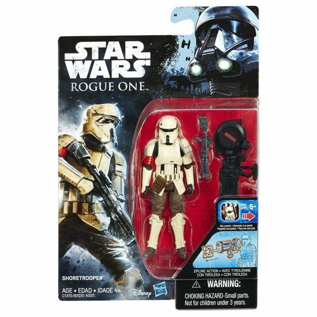 Star Wars Rogue One - Scarif Shoretrooper action figure - New in stock