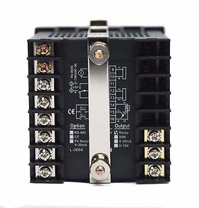 2xAlarm 1pc Fotek MT-72R 72x72mm Temperature Controller K//J//Pt PID Relay out