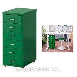 ikea schubladenelement rollcontainer b roschrank schrank. Black Bedroom Furniture Sets. Home Design Ideas