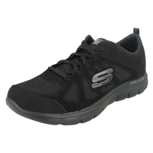 de Zapatillas 2 de Appeal encaje para 12761 simplistas 0 Skechers Flex mujer deporte v0wTq