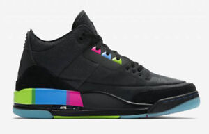 9c3598649a3ba3 Nike Air Jordan 3 Retro SE Q54 Quai 54 Size 15. AT9195-001
