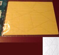 Customeeple Inf04150ba Infinity Texture Sheet Aleph (2 Units) Custom Base Insert