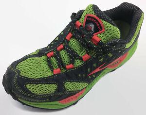 Women's Trail Running Green Shoes