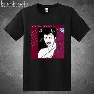 New-Duran-Duran-Rio-English-Pop-Band-Mens-Black-T-Shirt-Size-S-to-3XL