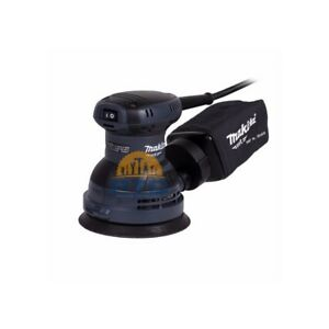 Makita M9204g 240w 125mm 5 Mt Series Random Orbital Sander Ebay
