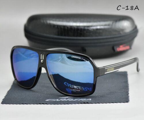 NEW FASHION AVIATOR MEN/'S /& WOMEN/'S SUNGLASSES UNISEX RETRO CARRERA GLASSES C-18