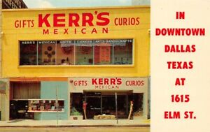 Kerr-039-s-Curios-Dallas-Texas-Postcard-amp-Novelty-Co-A-1-H-S-Crocker