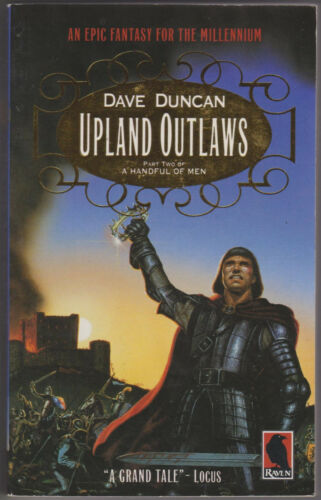1 of 1 - Upland Outlaws, Dave Duncan. A Handful of Men 2. In Stock in Australia