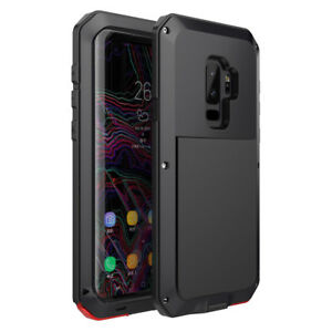 online store ddaeb 59e94 Details about For Samsung Galaxy S7 S8 S9 S10 + Note 9 LUNATIK Aluminum  Metal Shockproof Case