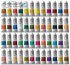 Image Is Loading Winsor Amp Newton Griffin Alkyd Oil Paints 37ml