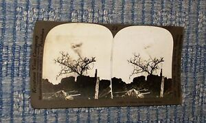 Antique-Stereoview-Photo-of-a-Glimpse-Near-Shattered-Verdun-France