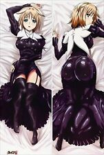 Anime Dakimakura hugging pillow case Seikon no Qwaser hentai