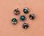 10X-10mm-Antique-Flower-Turquoise-Conchos-Leather-Crafts-Bag-Wallet-Decoration miniature 68