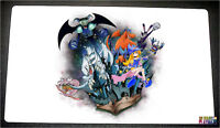 Free Shipping Yugioh Playmat Toon World Play Mat Large Mouse Pad Yugioh