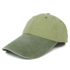 0f1c1078fae48 4 Inch Long Bill Pigment Dyed Washed Cotton Baseball Cap - FREE SHIPPING
