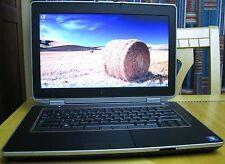 Dell Latitude E6420 Laptop i7 2.70Ghz 16GB Super Fast 500GB SSD Windows 7 64 Bit