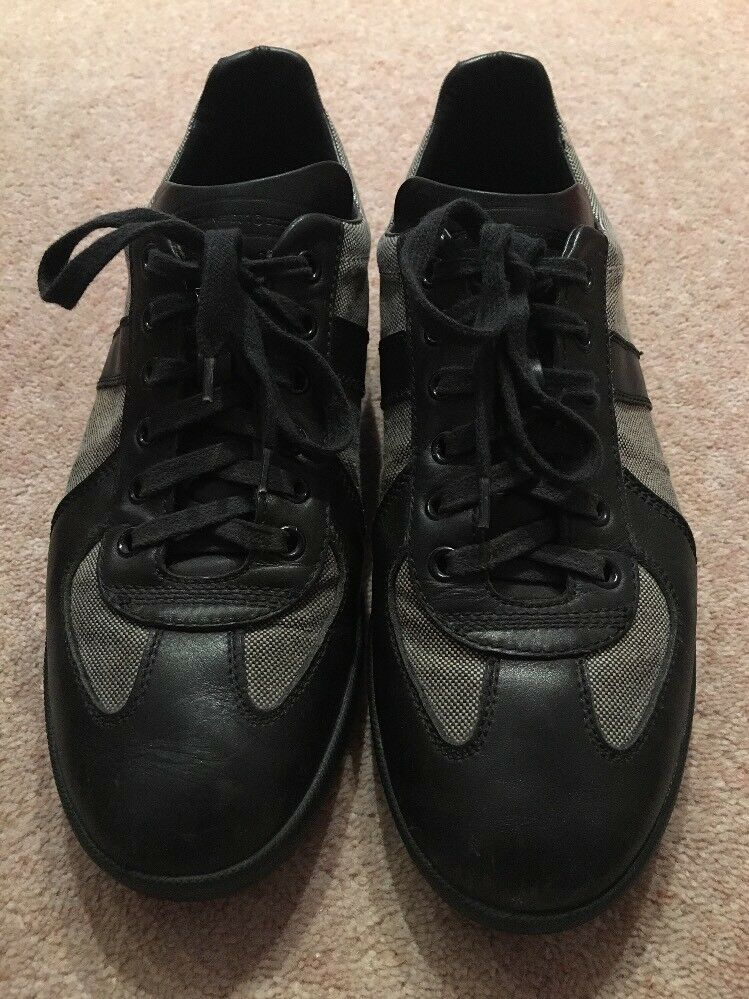 100% Auténtico Para Hombre Dior Homme Marrón Runner Low Top zapatillas Zapatillas