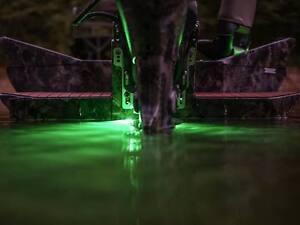 Green Gp Led 1 Quot Rubber Plug Light 1200 Lumen Underwater