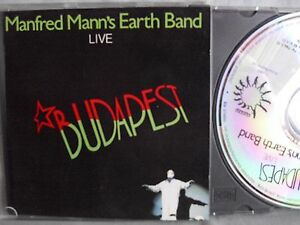 Manfred-Mann-s-Earth-Band-LIVE-Budapest-BRONZE-SONOPRESS-Germany-No-Barcode