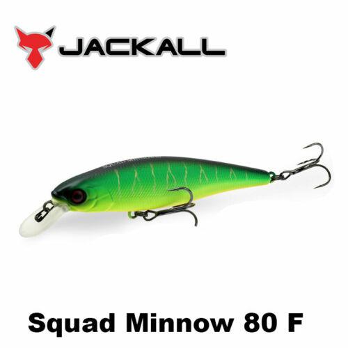 JACKALL Squad Minnow 80F