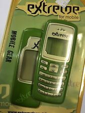 Nokia 2100 Front & Rear Housings/Covers Green incl Screen Display Glass & Keypad