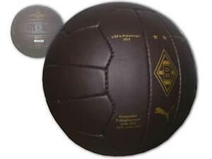 Puma-Borussia-M-Gladbach-Vintage-Ball-BMG-Moenchengladbach-Fan-Fussball-Gr-5