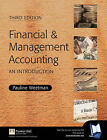 Financial and Management Accounting: An Introduction by Pauline Weetman (Paperback, 2002)