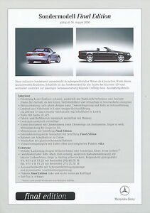 1195MB-Mercedes-SL-Final-Edition-Preisliste-2000-14-8-00-R-129-280-320-500