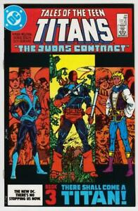 Tales-Of-The-Teen-Titans-44-1984-1st-Nightwing-DC-Comics-NM-9-4
