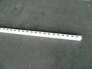 2-Stck-Wandsaeulen-f-Tegometall-Regal-140-cm-h-6x3-cm-juraweiss-Ladenqualitaet
