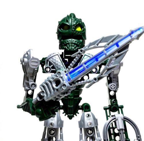 LEGO Bionicle Toa Inika 8731 complete Toa Kongu