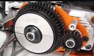 Kit de transmission Gtb 2 vitesses pour Hpi Baja 5b, 5t, 5sc, 5b2.0, ss, km, rovan, 1/5