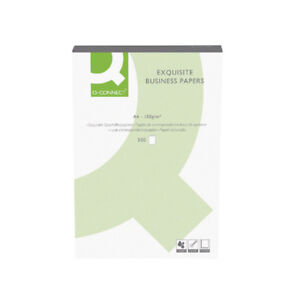 Q-Connect-Laid-Antique-Vellum-A4-Business-Paper-100gsm-Pack-of-500-KF01436