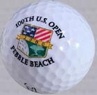 (3-Ball Gift Pack) Titleist Pro V1X 100th U.S. Open Pebble Beach Logo Golf Balls