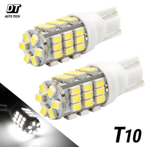 2X Reverse Back Up T10 921 LED Light Bulbs 1206 SMD 42LED 6000K Xenon White