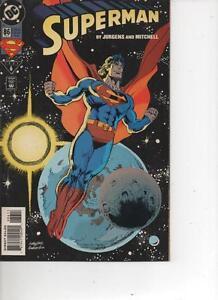 SUPERMAN-86-FEB-1994-MINT
