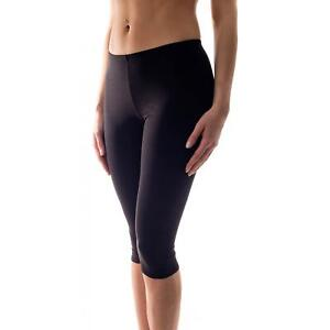 ec0d2423158847 Damen 3/4-lange Leggings Bunte Caprihose aus Baumwolle in vielen ...