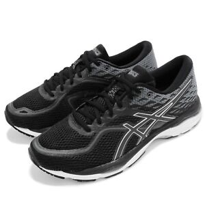 Asics-Gel-Cumulus-19-Black-White-Grey-Men-Running-Shoes-Sneakers-T7B3N-9001