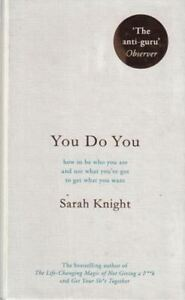 You-Do-You-by-Sarah-Knight-NEW-Hardback