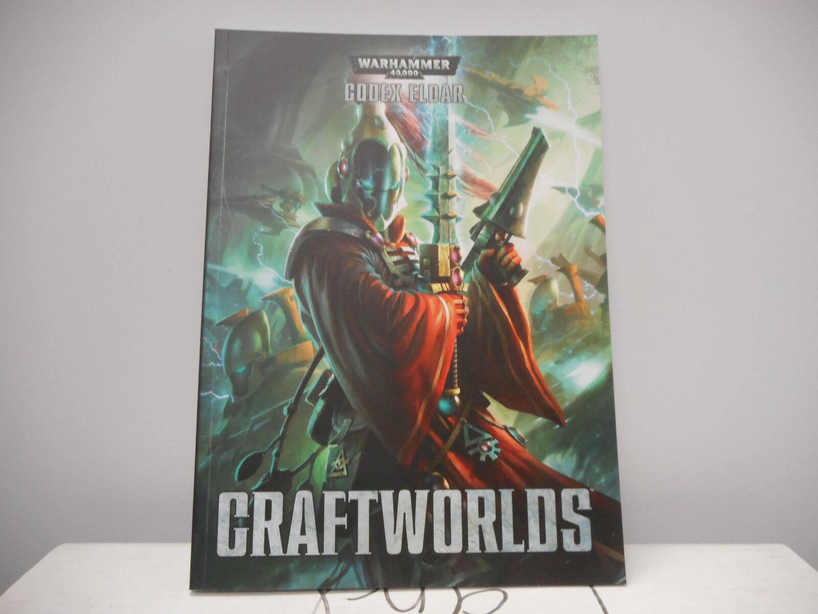Games Workshop     Codex Eldar Craftworlds    Warhammer 40,000  NEW