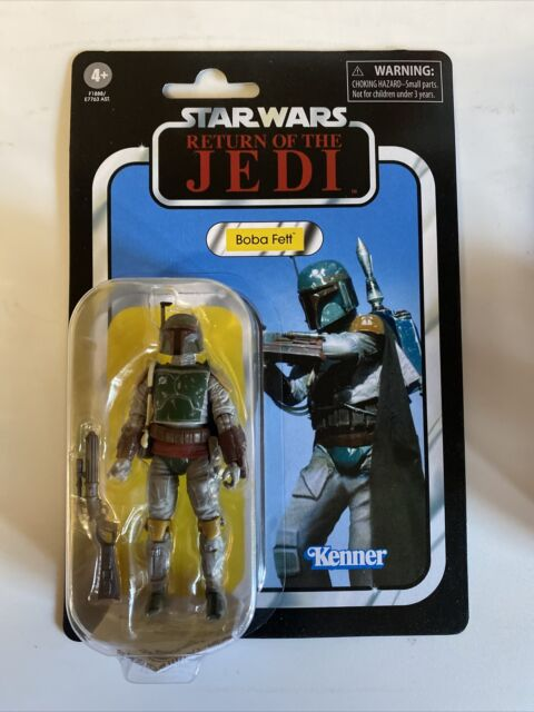Hasbro Star Wars Boba Fett 3.75 inch Action Figure for sale online