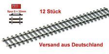3 x Peco SL-700BH Flexgleis Code 124 Holzschwelle Breitkopf Neusilber Spur 0